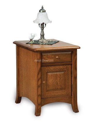 Carlisle Enclosed End table FVET-CR-EN