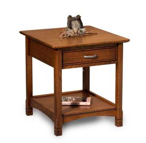 West Lake End Table FVET-WL