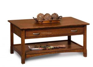 West Lake Coffee Table with drawer FVCT-WL