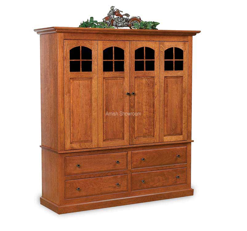 Forks Contemporary Mission Media Cabinet Fve 038 Fcm For 2 900 00 In Living Room Amish Furniture
