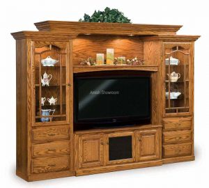 Hoosier Heritage 6 Piece Wall Unit- various width options