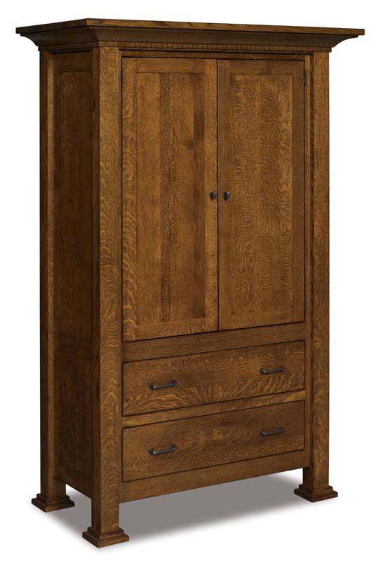Empire Chest Armoire 041