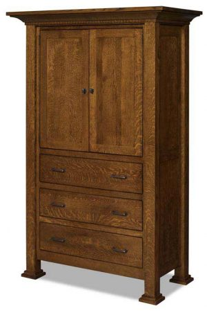 Empire 3 Drawer Armoire 041-3
