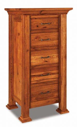 Empire 5 Drawer Lingerie Chest JRE 023