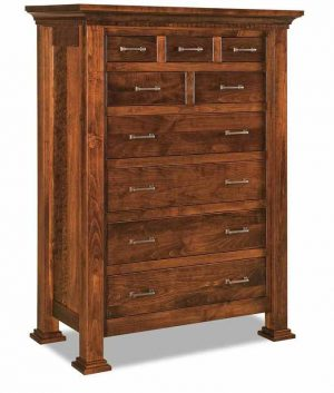 Empire 9 Drawer Chest JRE 043