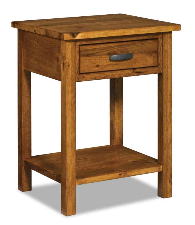 1 Drawer Open Nightstand