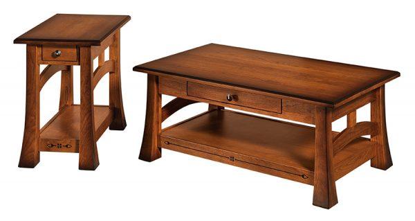 End Table BD1626E