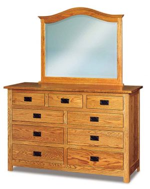 9 Dresser Drawer