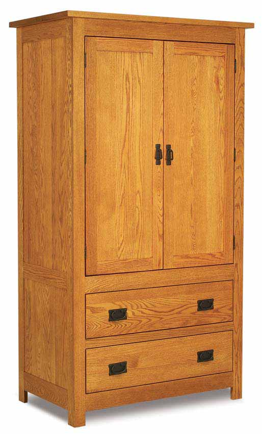 Armoire w/ 2 Drawers