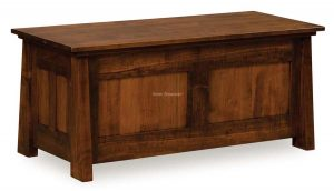 Freemont Mission Blanket Chest FR-BL- Chest