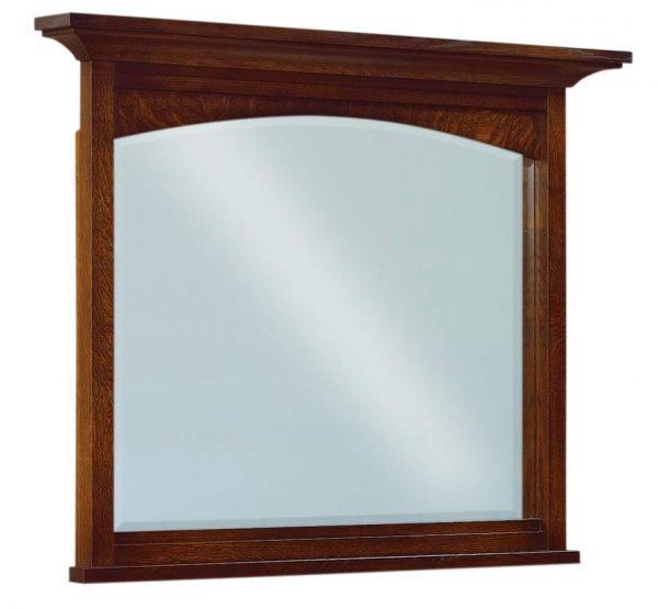 Kascade Beveled Arch Mirror JRK 030