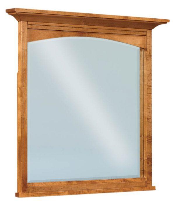 Kascade Beveled Arch Mirror