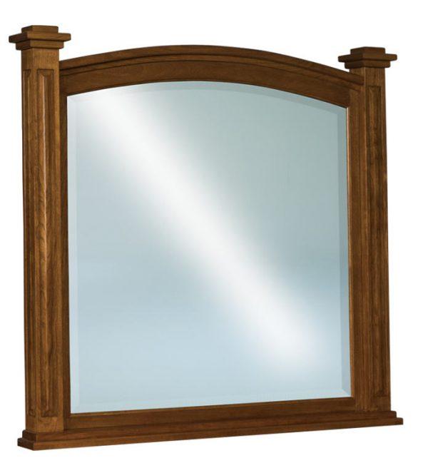 Lexington Beveled Arched Post Mirror JRL048