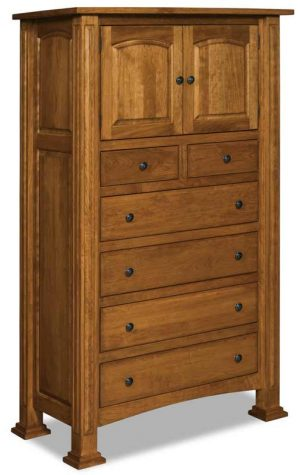Lexington Chest Armoire JRL 039