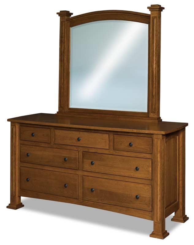 Lexington 7 Drawer Dresser 068 For 1 690 00 In Bedroom