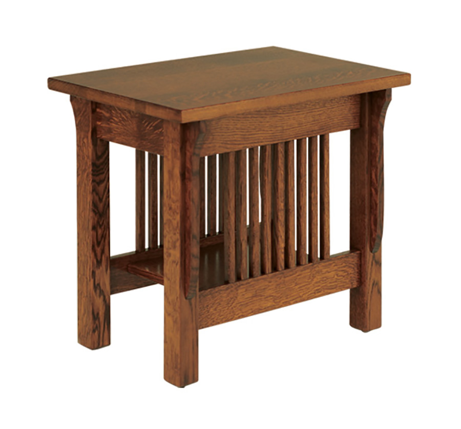 Landmark end table lm1624e for in living room for Table th 00 02