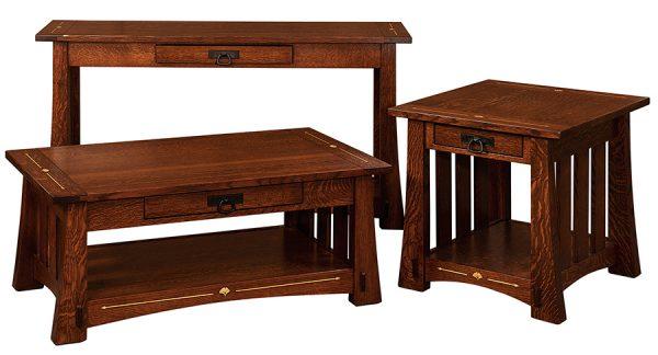 Mesa End Table MS2326E