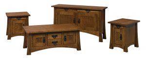 Modesto End Table MD2022E