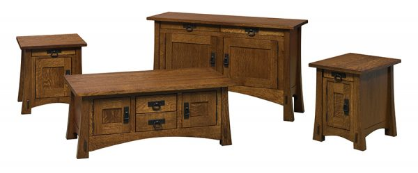 Modesto End Table MD1622E