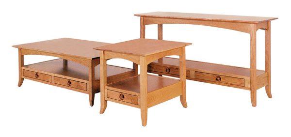 Shaker Hill Open Coffee Table SKO2748C