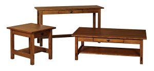 Springhill Open Sofa Table SHO1654S