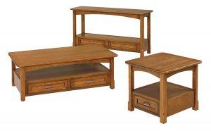 West Lake Open Sofa Table WLO1654S