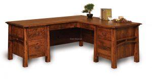 Artesa L Desk