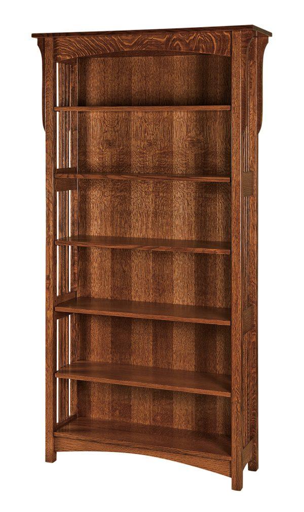 Landmark Bookcase LM72BC