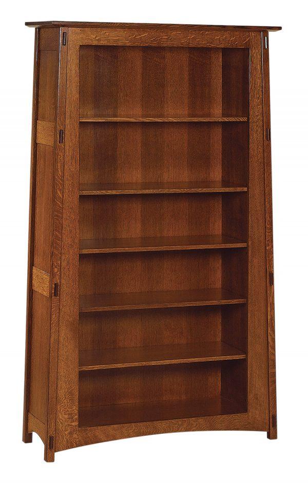 McCoy Open Bookcase MCO76BC