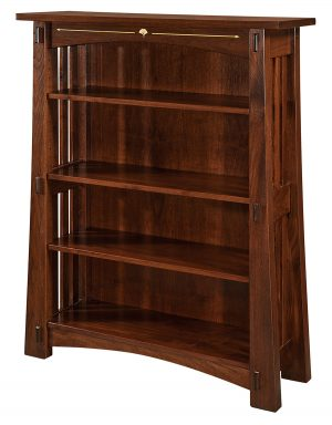 Mesa Open Bookcase MS48BC