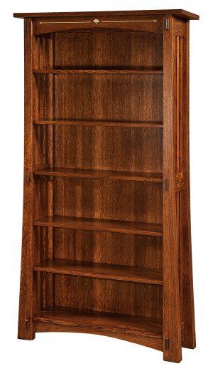 Mesa Open Bookcase MS72BC