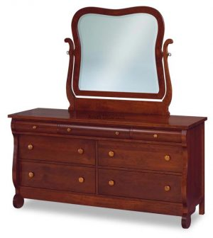 Old Classic Sleigh Dresser JRO 068