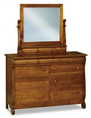 Old Classic Mule Dresser JRO 058 (does not include mirror)