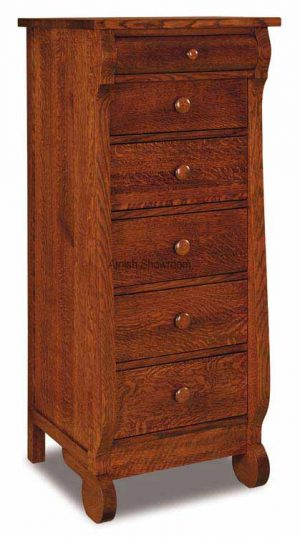 6 Drawer Lingerie Chest JRO 24