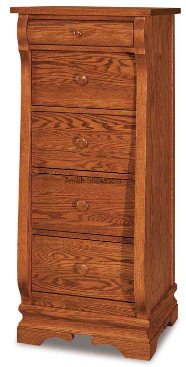 Chippewa Sleigh Lingerie Chest JRCS 023