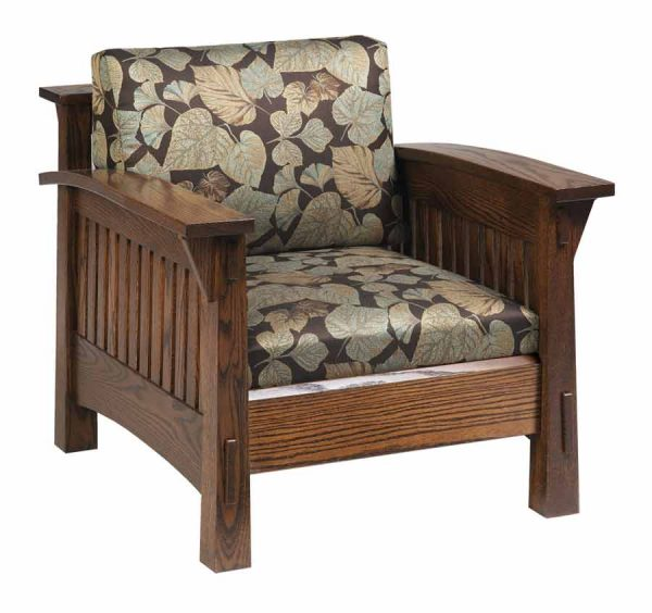 Country Mission Chair 4575