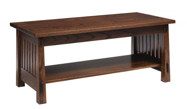 Country Mission Coffee Table 4575