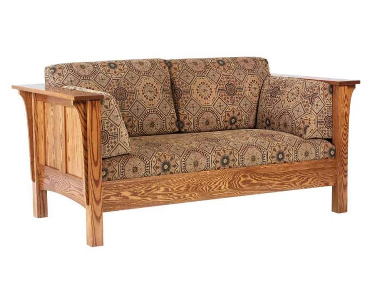 Shaker Loveseat