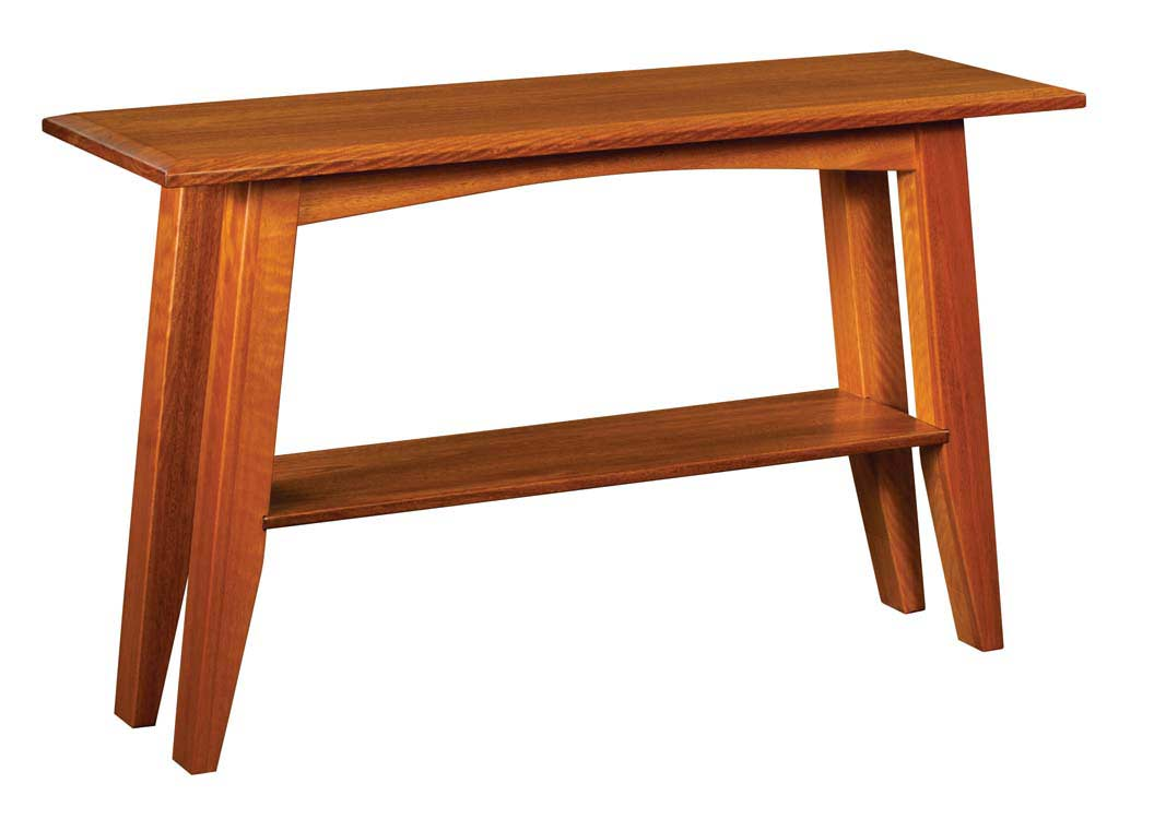 Custom Made Mission Style Occasional Tables | Amish Solid Wood ...