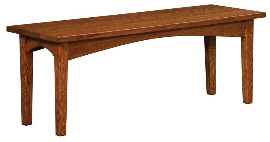 Arts U0026 Crafts Bench