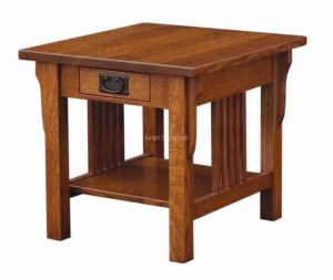 Camden Mission End Table