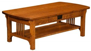 Craftsman Mission Coffee Table