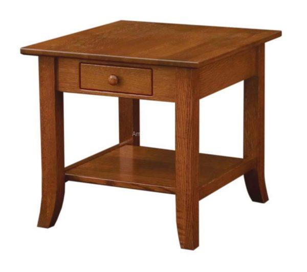 Dresbach End Table
