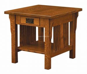 Elliot Mission End Table
