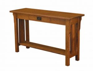 Elliot Mission Sofa Table