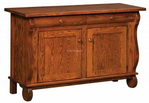 Hampton Cabinet Sofa Table