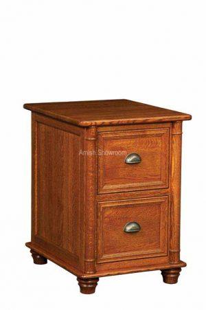Belmont 2 drawer file cabinet