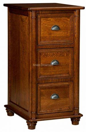 Belmont 3 Drawer File Cabinet - priced as 3 drawer file cabinet