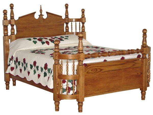 Heirloom Wrap Bed ITF 048