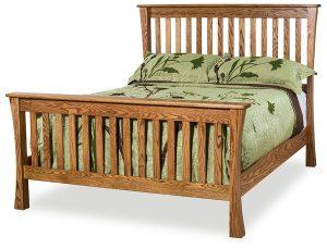 Trestle Bed ITF 059